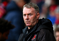 Fleetwood Town manager John Sheridan - Mandatory by-line: Robbie Stephenson/JMP - 02/04/2018 - FOOTBALL - Highbury Stadium - Fleetwood, England - Fleetwood Town v Bristol Rovers - Sky Bet League One