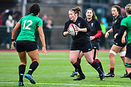 Wales women's Caryl Thomas in action during todays match<br /> <br /> Photographer Craig Thomas/Replay Images<br /> <br /> International Friendly - Wales women v Ireland women - Sunday 21th January 2018 - CCB Centre for Sporting Excellence - Ystrad Mynach<br /> <br /> World Copyright © Replay Images . All rights reserved. info@replayimages.co.uk - http://replayimages.co.uk