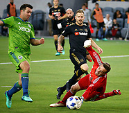 Soccer: Seattle Sounders vs LAFC