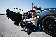 August 4-6, 2017: Lamborghini Super Trofeo at Road America. Shea Holbrook, Pippa Mann, Prestige Performance, Lamborghini Paramus, Lamborghini Huracan LP620-2