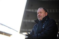 Yeovil Town Manager, Gary Johnson - Photo mandatory by-line: Alex James/JMP - Tel: Mobile: 07966 386802 29/12/2013 - SPORT - FOOTBALL - John Smith's Stadium - Huddersfield - Huddersfield Town v Yeovil Town - Sky Bet Championship