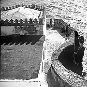 San Sebastian Fortress, Point Cloud, Mozambique.. Chapel of Nossa Señhora Do Baluarte.<br /> Ronald Lewcock Collection.