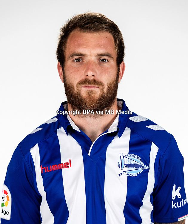 Spain - La Liga Santander 2016-2017 / <br /> ( Deportivo Alaves ) - <br /> Aleksandar Katai