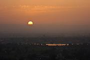 Sunrise in Luxor