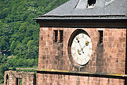 Heidelberg, the red castle