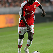 NLD/Amsterdam/20080808 - LG Tournament 2008 Amsterdam, Ajax v Arsenal, Bacary Sagna