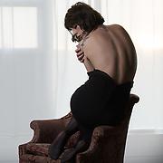 Annie McDayter; makeup/hair Izzy Irizarry