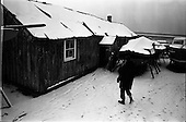 1963 - Snow scenes from Kiliney and Dun Laoghaire