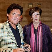 NLD/Almere/20120411 - Persviewing Buch in de Bajes, Menno Buch en burgemeester Almere Annemarie Jorritsma