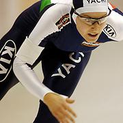 NLD/Heerenveen/20060121 - ISU WK Sprint 2006, Agota Toth