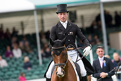 Tim Price (NZL) & Ringwood Sky Boy - Land Rover Burghley Horse Trials - Stamford, Lincolnshire, United Kingdom - 04 September 2015