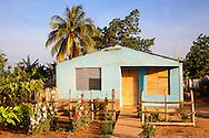 House near Belic, Granma, Cuba.