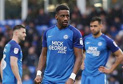 Omar Bogle of Peterborough United - Mandatory by-line: Joe Dent/JMP - 03/02/2018 - FOOTBALL - ABAX Stadium - Peterborough, England - Peterborough United v Southend United - Sky Bet League One