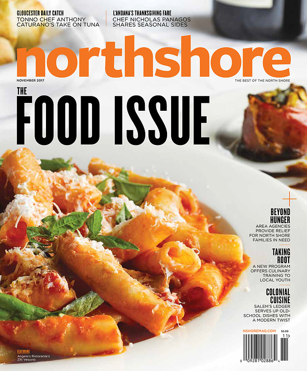 Northshore magazine, food issue