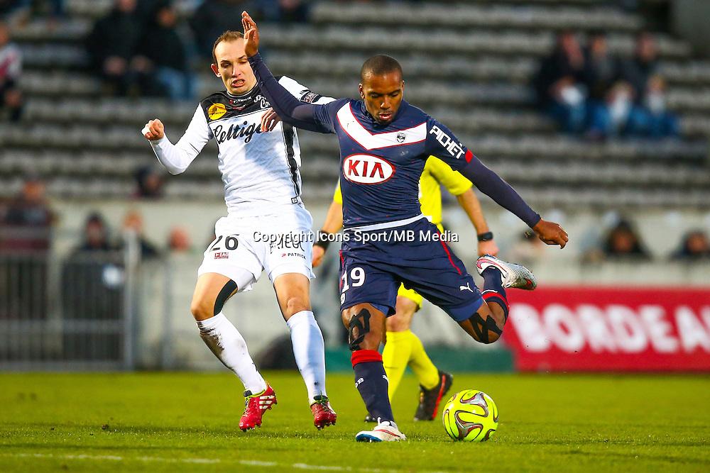Nicolas Maurice Belay  - 01.02.2015 - Bordeaux / Guingamp - 23eme journee de Ligue 1 -<br /> Photo : Manuel Blondeau / Icon Sport