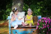 Princesses Kaylan & Tally 8-2015
