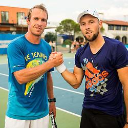 20160805: SLO, Tennis - ATP Challenger Tilia Slovenia Open, Day Two