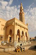 Central Mosque of Nouakchott, Western Africa, Mauritania, Africa