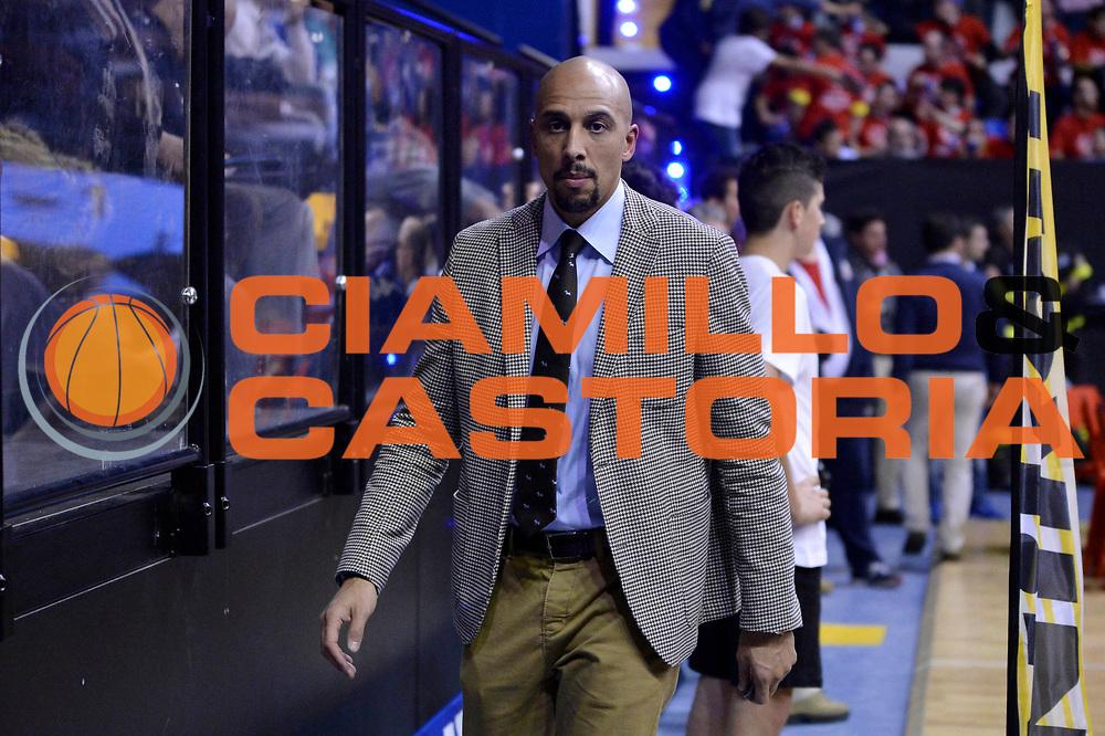 DESCRIZIONE : Biella Beko All Star Game 2012-13<br /> GIOCATORE : Carlton Myers<br /> CATEGORIA : Ritratto<br /> SQUADRA : All Star Team Italia Nazionale Maschile<br /> EVENTO : All Star Game 2012-13<br /> GARA : Italia All Star Team<br /> DATA : 16/12/2012 <br /> SPORT : Pallacanestro<br /> AUTORE : Agenzia Ciamillo-Castoria/M. Ceretti<br /> Galleria : FIP Nazionali 2012<br /> Fotonotizia : Biella Beko All Star Game 2012-13<br /> Predefinita :