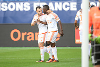 19 Romain PHILIPPOTEAUX (lor) - JOIE<br /> SOCCER : Caen vs Lorient - League 1 - 08/13/2016<br /> <br /> Norway only