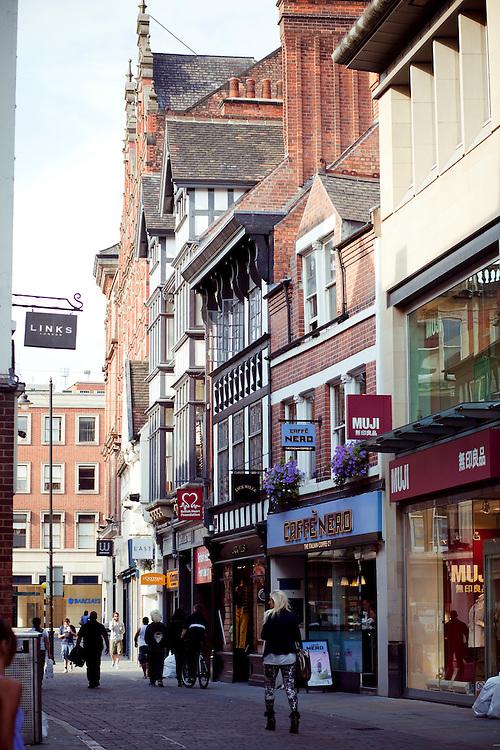 Bridlesmith Gate, Nottingham