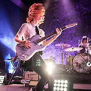 Sleater Kinney performing at 930 Club on February 24, 2014.