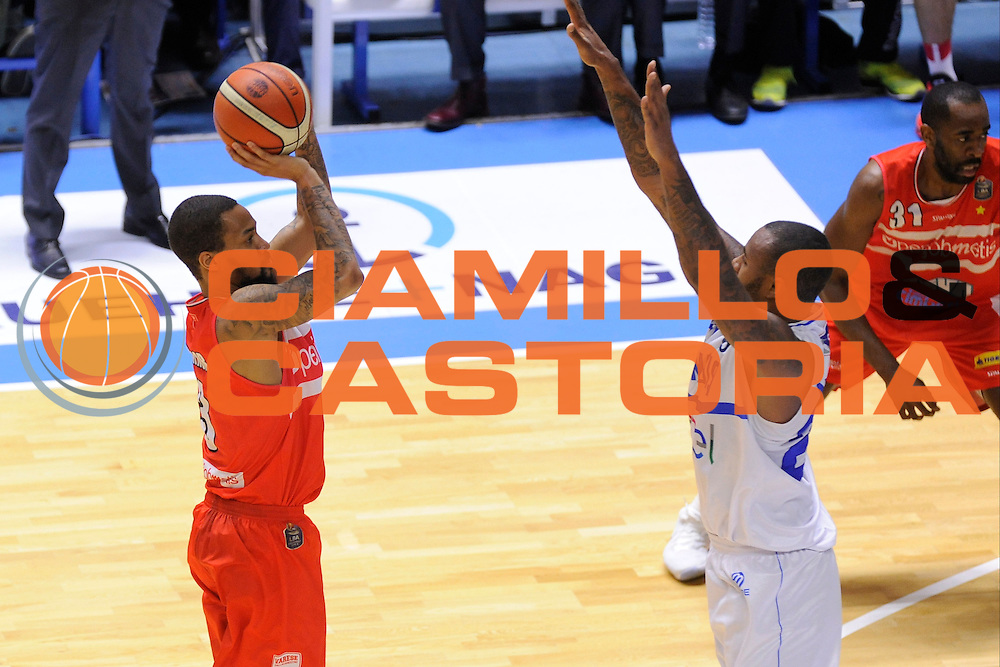 Eric Maynor<br /> Enel New Basket Brindisi - Openjobmetis Pallacanestro Varese<br /> Lega Basket Serie A 2016/2017<br /> Brindisi 12/02/2017<br /> Foto Ciamillo-Castoria