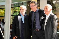 Laurent BLANC / Jean DJORKAEFF  - 17.05.2015 - Ceremonie des Trophees UNFP 2015<br /> Photo : Nolwenn Le Gouic / Icon Sport