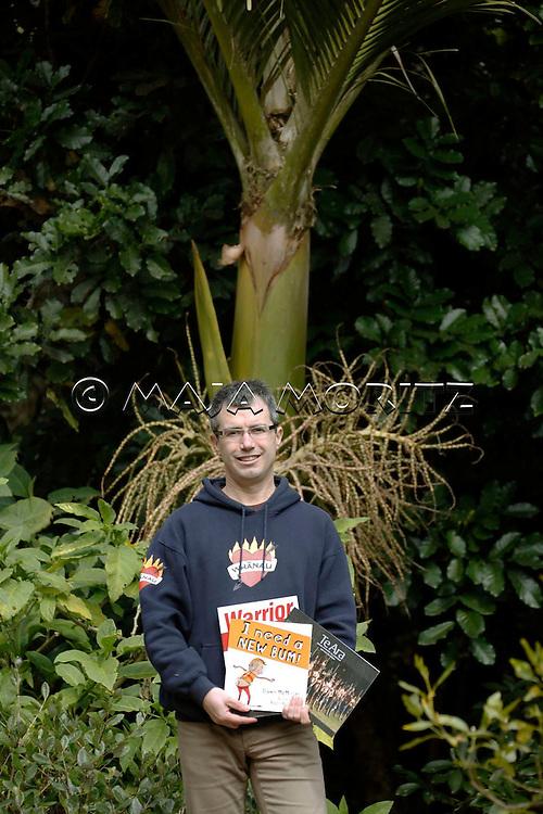 Peter Dowling, Managing Director at Oratia Media and Libro International, Oratia, Auckland, New Zealand