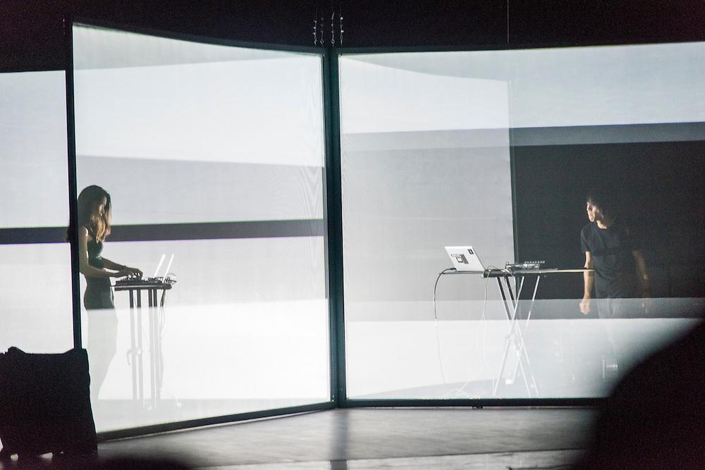 A/VISIONS 1, Salle Pierre-Mercure, Nonotak
