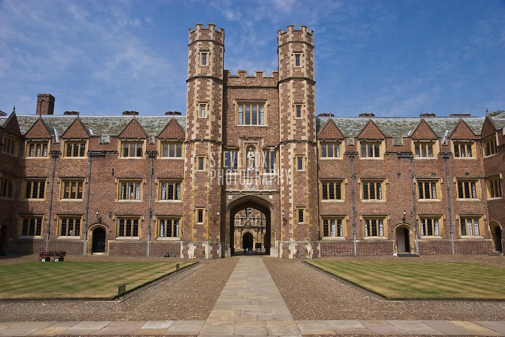 The University of Cambridge, Cambridge, England
