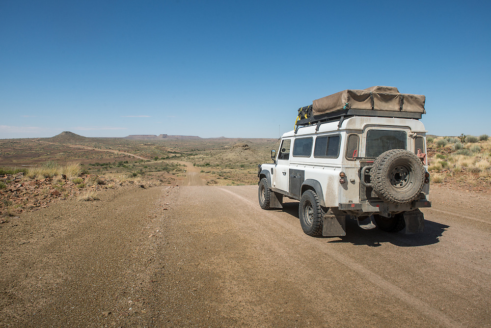 Namibia, Africa  -Fish River Canyon
