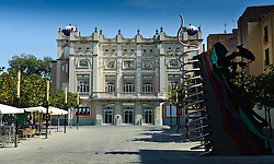 Teatra Municipal, Figueres, Catalonia, Spain<br /> <br /> (c) Andrew Wilson | Edinburgh Elite media