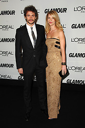 Actors Claire Danes and Hugh Dancy attend the Glamour Women of the Year Awards, held at Lincoln Center's Avery Fisher Hall in New York City, NY, USA on November 5, 2007. Photo by Gregorio Binuya/ABACAPRESS.COM  | 136509_33