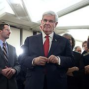 2012, Former Speaker Newt Gingrich (R-GA)