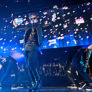 Fairfax, VA - Dedcember 11, 2012 - Justin Bieber performs in concert at the Hot 99.5 Jingle Ball at the Patriot Center in fairfax, VA. (photo by Kyle Gustafson)