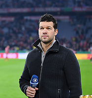 Fussball  DFB Pokal  Achtelfinale  2017/2018   FC Bayern Muenchen - Borussia Dortmund        20.12.2017 ARD TV Experte Michael Ballack