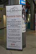 KELOWNA, CANADA - MARCH 17:  Black Mountain Promotion at the Kelowna Rockets game on March 17, 2017 at Prospera Place in Kelowna, British Columbia, Canada.  (Photo By Cindy Rogers/Nyasa Photography,  *** Local Caption ***