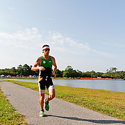 2011 Charleston Sprint Triathlon Series Race #2 at James Island County Park in Charleston, SC