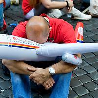 Compagnia aerea Meridiana conferma 1.634 licenziamenti