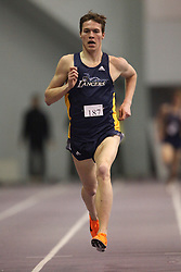 London, Ontario ---11-01-22---   Will Dick of the Windsor Lancers competes at the 2011 Don Wright meet at the University of Western Ontario, January 22, 2011..GEOFF ROBINS/Mundo Sport Images.