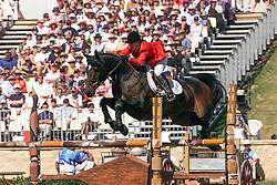 Hough Lauren, USA, Clasiko<br /> Olympic Games Sydney 2000<br /> © Hippo Foto - Dirk Caremans<br /> 26/10/2000