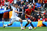 Andres Iniesta Spagna<br /> Toulouse 13-06-2016 Stade Municipal Footballl Euro2016 Spain - Czech Republic  / Spagna - Repubblica Ceca Group Stage Group D. Foto Matteo Ciambelli / Insidefoto