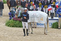 Frances Jean Philippe, (FRA), Hanaba du Bois<br /> Best condition horses<br /> Alltech FEI World Equestrian Games <br /> Lexington - Kentucky 2010<br /> © Hippo Foto - Dirk Caremans