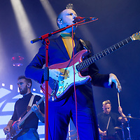 Glasgow, Scotland, UK. 5th October, 2019. Two Door Cinema Club, in concert at The )2 Academy, Credit: Stuart Westwood
