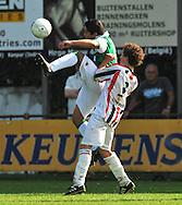 30-08-2008 VOETBAL:AUDAX JEUGDTOERNOOI 2008:TILBURG<br /> Feyenoord en Willem II<br /> Foto: Geert van Erven