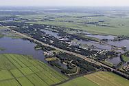 Grutte Wielen (Grote Wielen) - natuurgebied. De Groningerstraatweg (N355) scheidt het Grutte Wielen-gebied van het natuur- en recreatiegebied De Groene Ster met daarin de Lytse Wielen (Kleine Wielen).