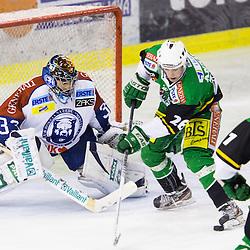 20121207: SLO, Ice Hockey - EBEL League 2012/13, 28th Round, HDD Olimpija vs Medvescak Zagreb