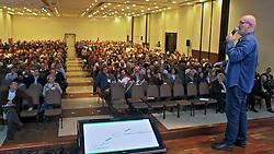 Aberutra ofical do 26ª Seminário Cooplantio - O produtor como diferencial no Agronegócio, que acontece de 20 a 22 de junho, no hotel Serrano, em Gramado, Rio Grande do Sul. FOTO: Jefferson Bernardes/Preview.com