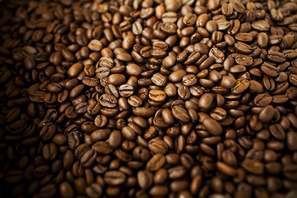 Medium roast arabica beans from the highlands of Peru. Bicycle Coffee Company is a San Francisco start-up taking green to a new level, by delivering hand-roasted coffee to over 100 local businesses, in addition to Whole Foods, by bicycle only, on Monday, April 4, 2011.  Lianne Milton for The Wall Street Journal.Bay Area - Coffee Status